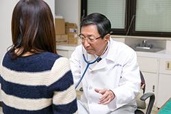 予防医療への取り組み